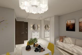 Studio apartment 30,4 m²